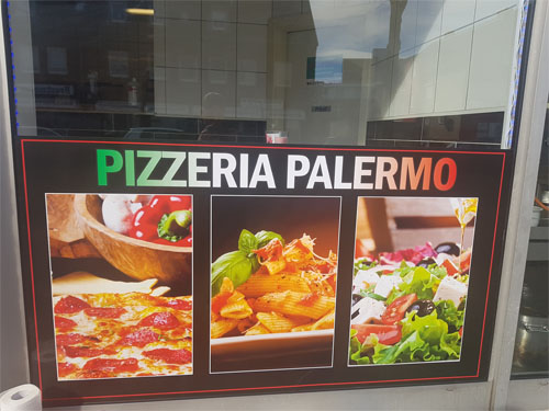 Pizzeria Palermo Moers